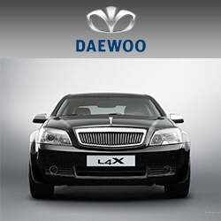 replacement keys for Daewoo