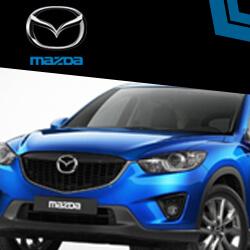 car keys Mazda