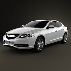 Car Key Replacements for Acura ILX