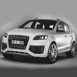 Audi Q7 Key Maker