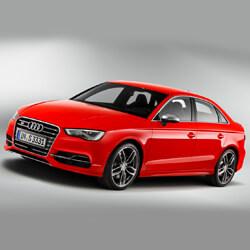 New Car Keys for Audi S3