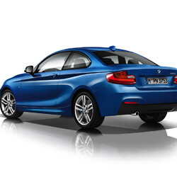 New Car Keys for BMW 2 Series