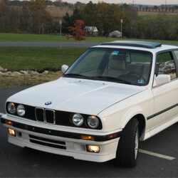 New Car Keys for BMW 325iX