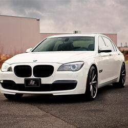 BMW 750Li Key Maker