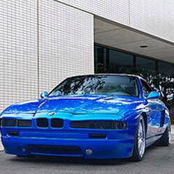 BMW 840Ci Key Replacement