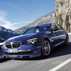 Replacement Car Keys BMW Alpina B7