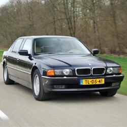 New Car Keys for BMW L7