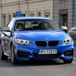 BMW M235i xDrive Key Maker