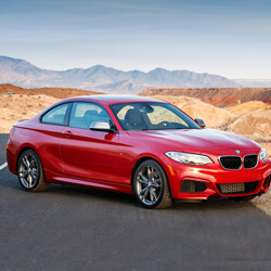 Car Key Replacements for BMW M235i
