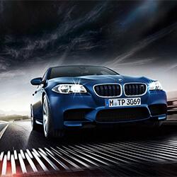 New Car Keys for BMW M5