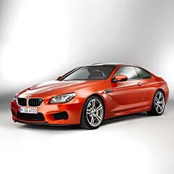 New Car Keys for BMW M6