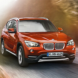 Replace My Car Keys BMW X1
