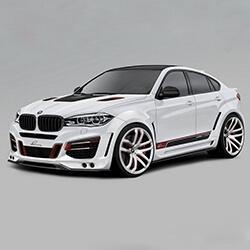 BMW X6 Key Maker