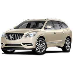 Car Key Replacements for Buick Enclave