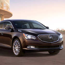 Car Key Replacements for Buick LaCrosse