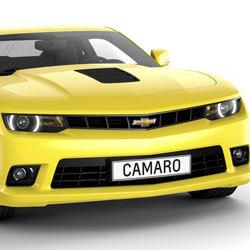 New Car Keys for Chevrolet Camaro