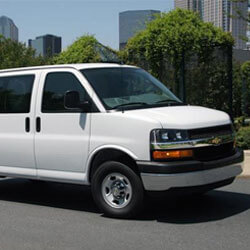 Chevrolet Express 3500 Key Replacement