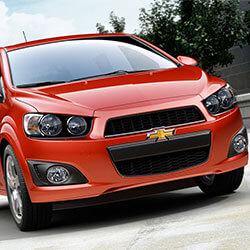 New Car Keys for Chevrolet Sonic