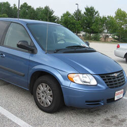 Chrysler Town and Country Key Replacement