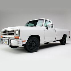 Dodge DW Truck Key Maker