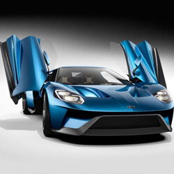 Ford GT Key Maker