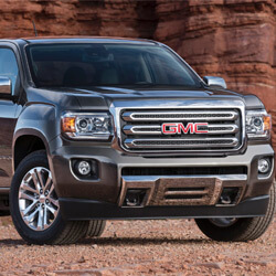 Car Key Replacements for GMC Canyon