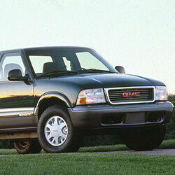 Car Key Replacements for GMC Sonoma