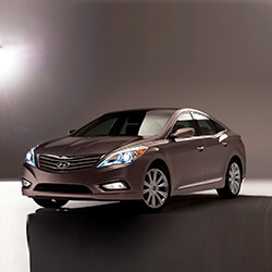 Hyundai Azera Key Maker