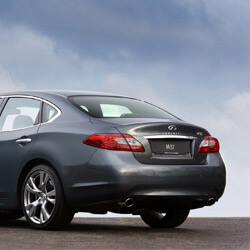 Car Key Replacements for Infiniti M37