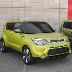 New Car Keys for Kia Soul