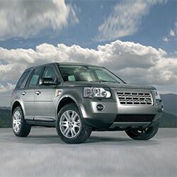 New Car Keys for Land Rover Freelander
