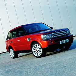 New Car Keys for Land Rover Range Rover Sport