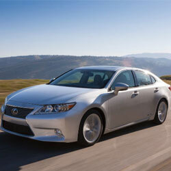 Lexus ES Models Key Replacement
