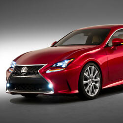 Car Key Replacements for Lexus RC Models