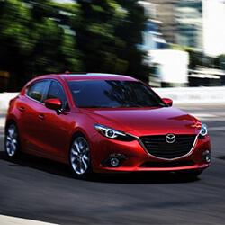 Replacement Car Keys Mazda 3