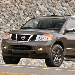 Car Key Replacements for Nissan Armada