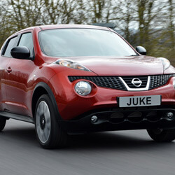 Car Key Replacements for Nissan Juke