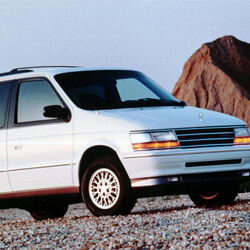 Car Key Replacements for Plymouth Voyager