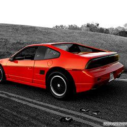 Car Key Replacements for Pontiac Fiero