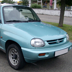 Suzuki X 90 Key Maker