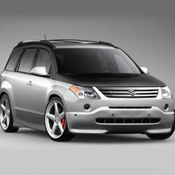 Replacement Car Keys Suzuki XL7