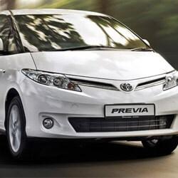 Toyota Previa Key Maker