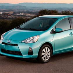 Replacement Car Keys Toyota Prius C