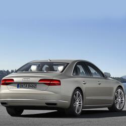 Replace my Audi A8 car keys