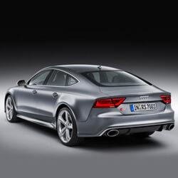 Audi RS 7 Car Keys Made