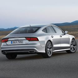 Keys for Audi S7