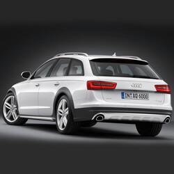 Car Keys Produced for Audi allroad