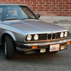 Car Keys Made for BMW 325e