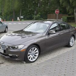 BMW 328i Car Keys Produced