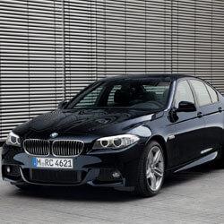 BMW 535d xDrive Car Keys Produced